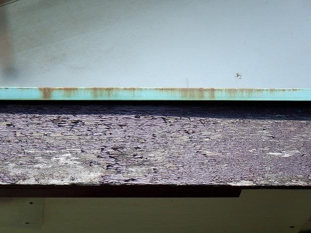 高崎市で住環境改善助成金で直す玄関の鼻隠し板や軒天井の調査