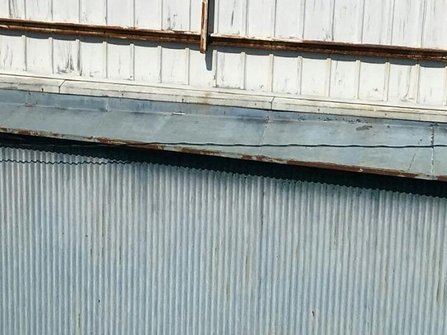 店舗の裏側