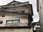 板金屋根の家