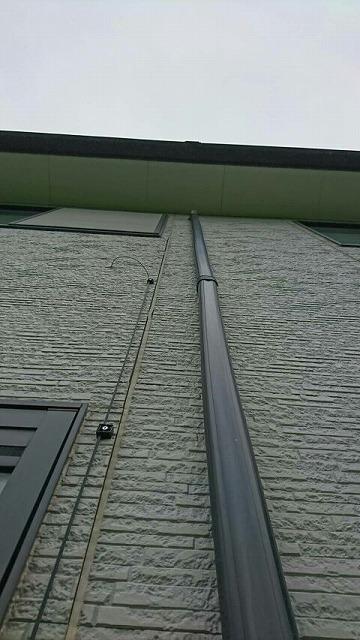 外壁のコーキング劣化