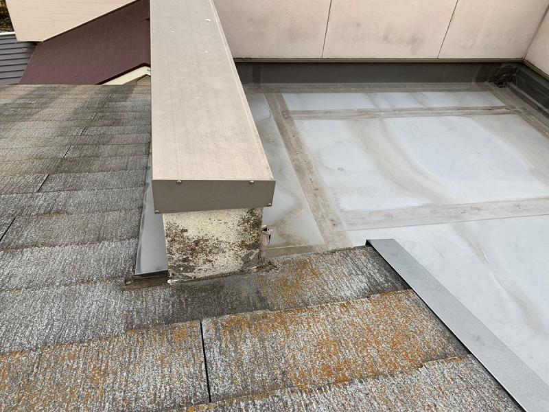 屋上バルコニー防水シート
