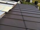 トタン屋根にカバー工法でガルバリウム鋼板