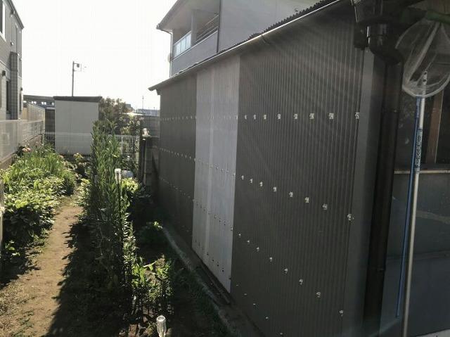 農機具小屋完成
