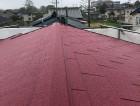 棟のところのガルバリウムカラー鋼板