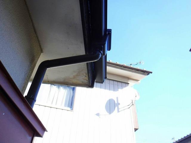 軒天井の傷み