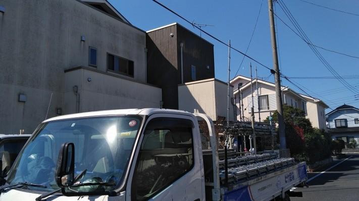 足場のトラック
