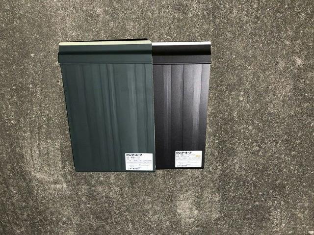ガルバリウムカラー鋼板